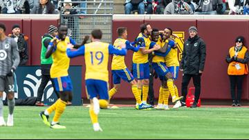 Rapids beat Minnesota United, snap 7-game losing streak