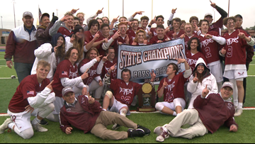 Golden wins 4A boys lacrosse championship in overtime