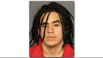 Man who was on the run for months convicted of attempted murder of Denver police officer