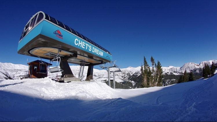 Chets dream loveland ski area