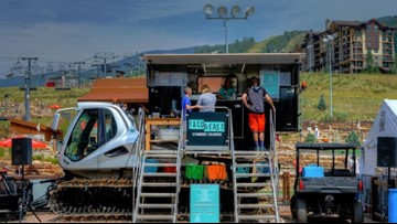 A taco-serving snowcat is coming to Steamboat Springs this ski season