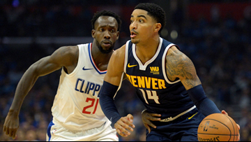 Nuggets rally in fourth to defeat Clippers in opener, 107-98