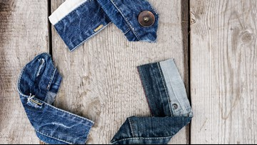 Here's where you can recycle damaged clothing