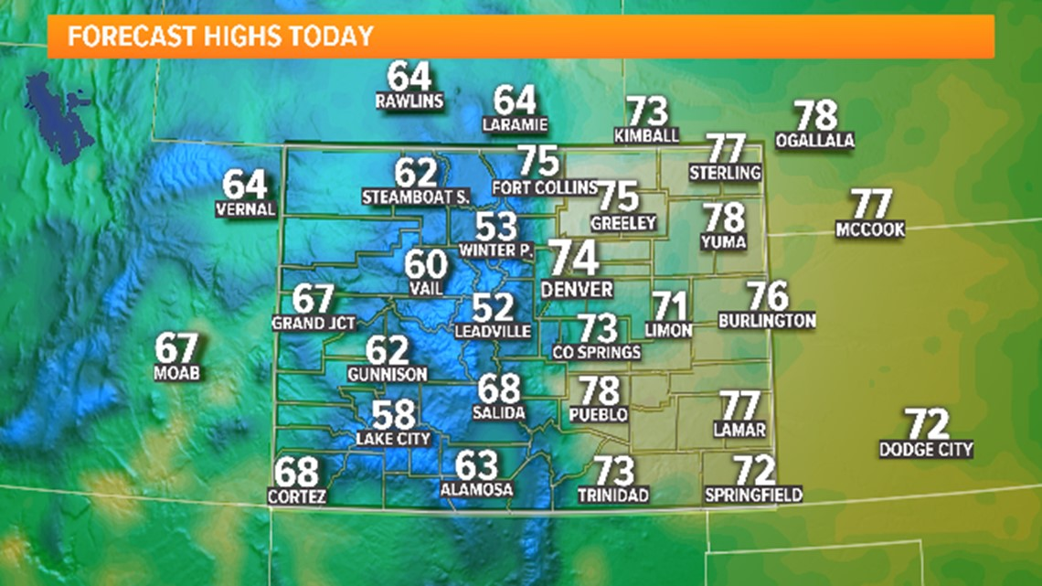 Colorado Weather | Weather | 9NEWS.com