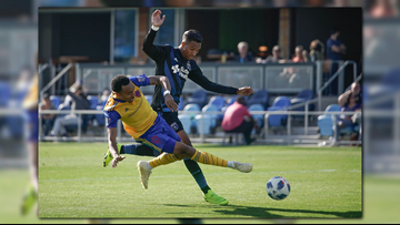 Rapids, Earthquakes play to scoreless draw