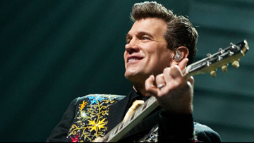 Chris Isaak expands holiday tour in Colorado