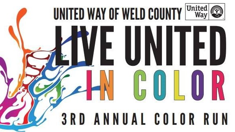 Third Annual Live United 5k Color Run