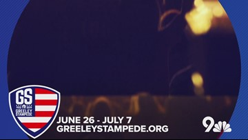 98th annual Greeley Stampede runs June 26 to July 7