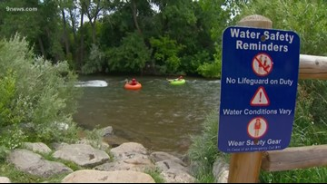There have been 14 rescues from Clear Creek so far this summer