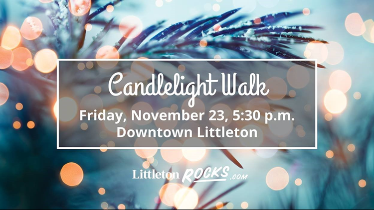 Littleton Candlelight Walk