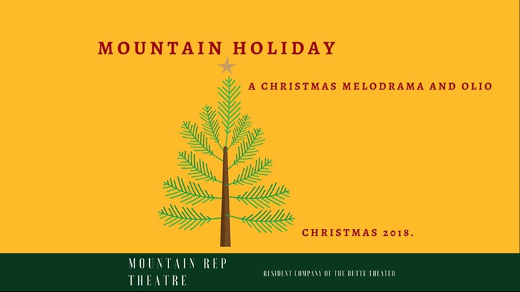 A Mountain Holiday