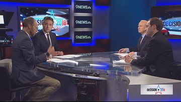 Truth test: Fact-checking Mike Coffman and Jason Crow in the 6th Congressional District debate