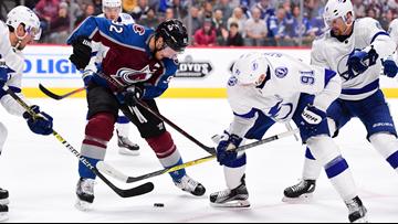 Kucherov's goal lifts Lightning to 1-0 win over Avalanche