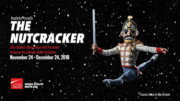 Colorado Ballet The Nutcracker 2018
