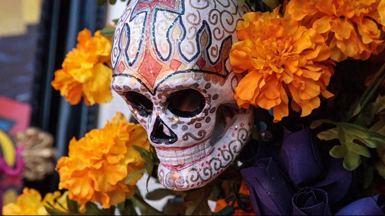Dia de los Muertos thinkstock