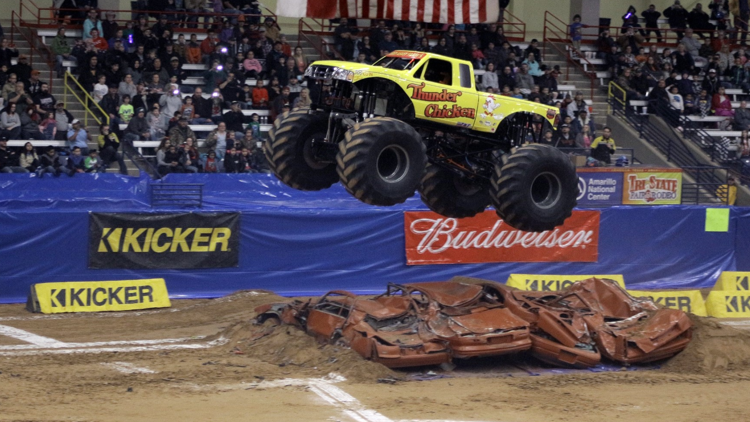 Kicker Monster Truck 1