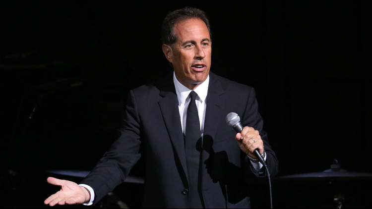 Jerry Seinfeld cropped