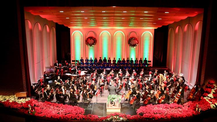 Greeley Philharmonic Poinsettia Pops