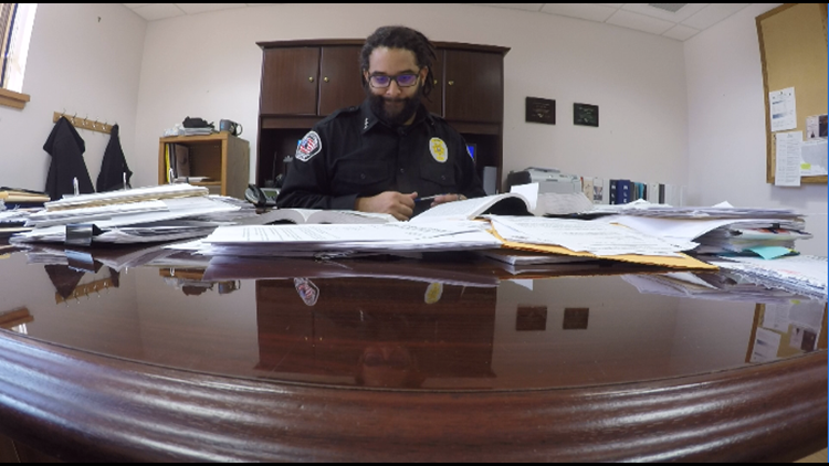 Colorado man serves as Wyoming's first Black sheriff