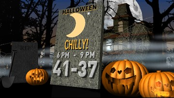 INTERACTIVE RADAR | Expect a chilly Halloween in Colorado