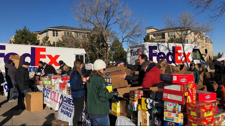 35 places to donate for 9Cares Colorado Shares this November