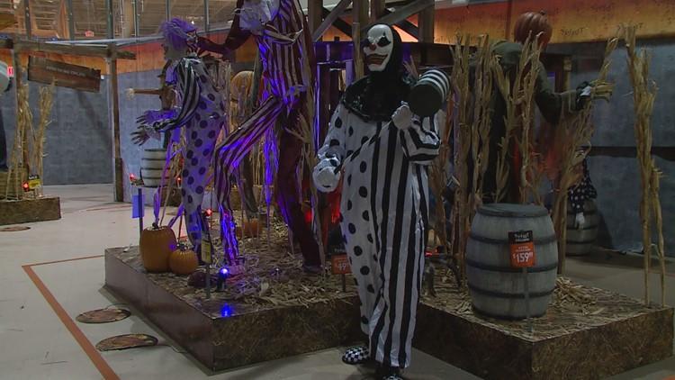 A Brandon McManus Halloween scare