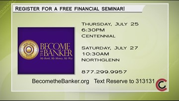 Become the Banker - July 16, 2019