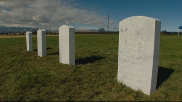 First 4 veterans laid to rest at Pikes Peak National Cemetery