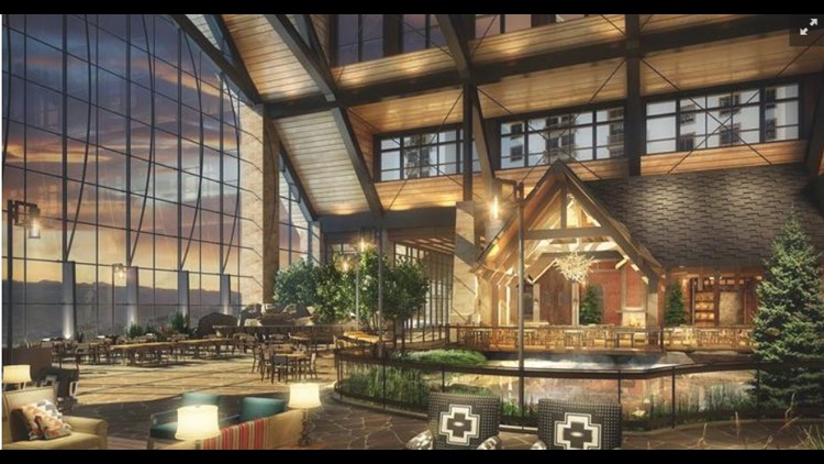 It's finally time: The Gaylord of the Rockies resort opens Tuesday