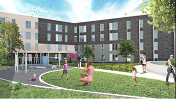 Affordable housing complex to break ground in Aurora