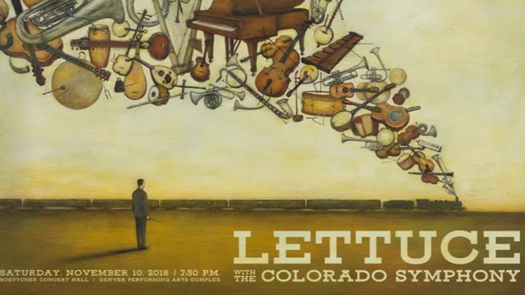 Lettuce with the Colorado Symphony