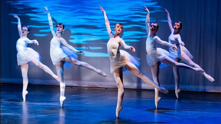 Danse Etoile Ballet Presents Alice In Wonderland