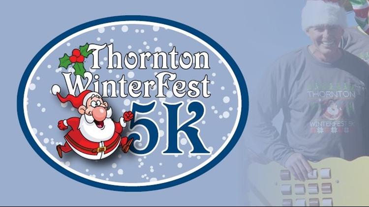 Thornton Winterfest 5k