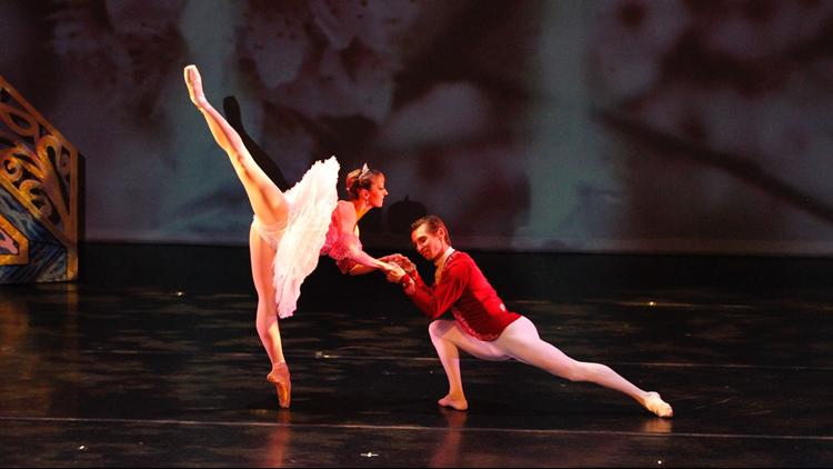 Ballet Ariel's The Nutcracker couple