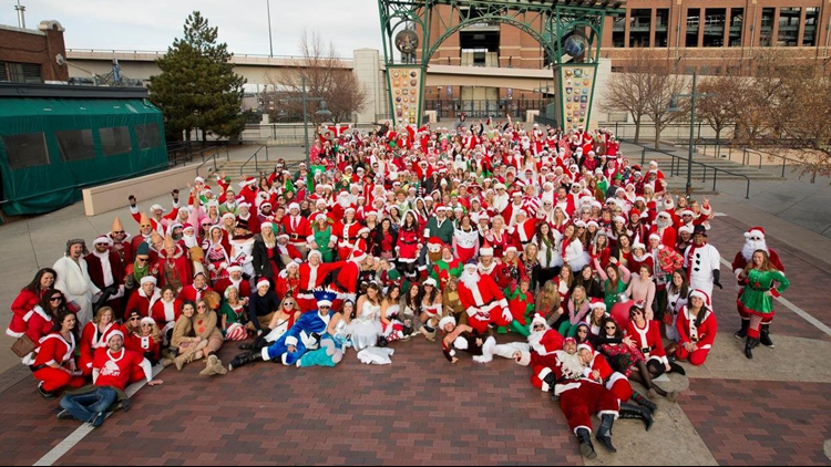 Santa Claus Pub Crawl