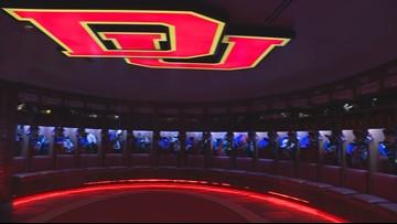 DU Hockey shows off new $2.5 million locker room
