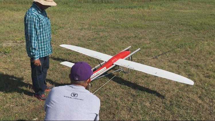 autorisation de vol drone