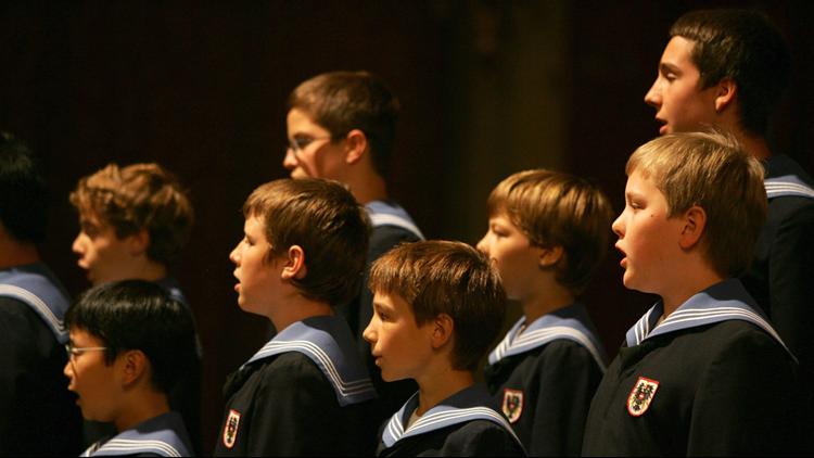 The Vienna Boys Choir