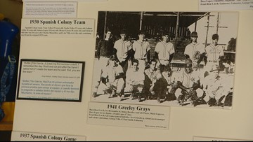 The history of the Greeley Grays