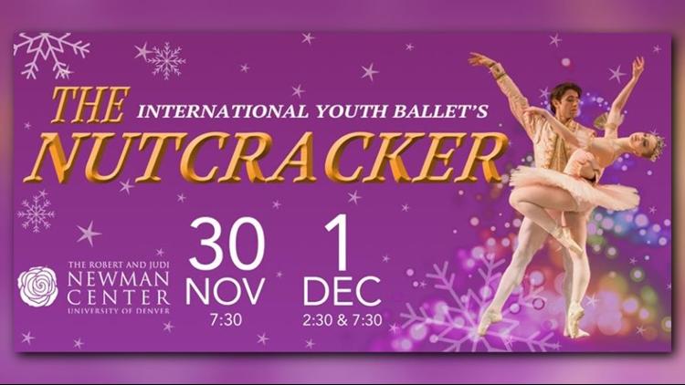 International Youth Ballet Nutcracker