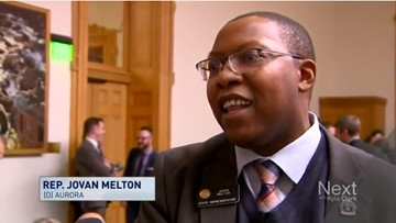 Rep. Jovan Melton: 'I've never sealed my record'