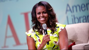 Michelle Obama hosting book signing event at Tattered Cover