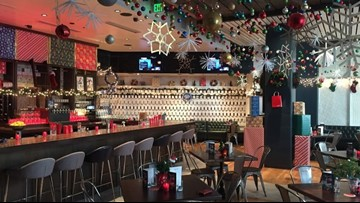 Christmas-themed pop-up bar returning to Denver at new location
