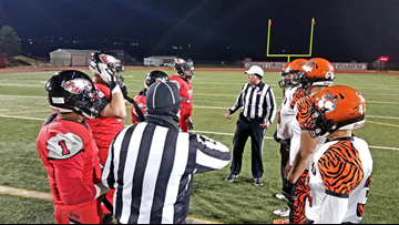 Eaglecrest knocks off Lakewood in 5A football playoffs
