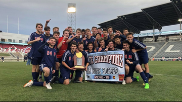 Kent Denver defeats defending champs Liberty Common for 3A Boys Soccer State Championship