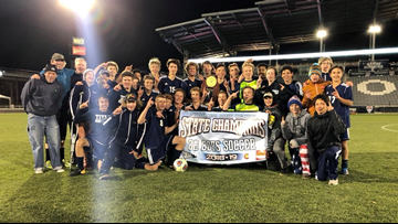Crested Butte wins first ever 2A Boys Soccer State Championship in overtime