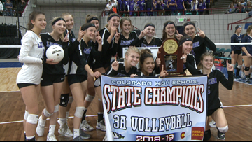 Lutheran captures 3A volleyball state championship