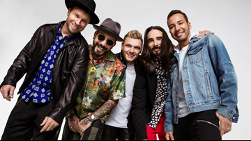 Backstreet Boys in Denver: Ticket, album, tour information