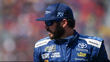 Martin Truex Jr., Kyle Busch, Harvick, Logano to race for NASCAR championship on Sunday