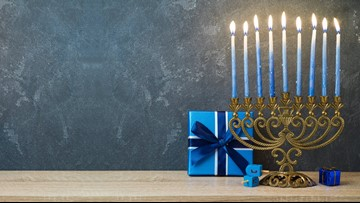 When is Hanukkah and what does it celebrate?